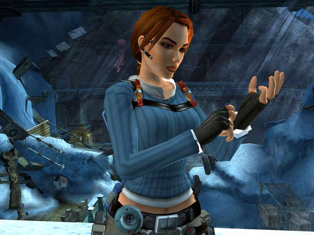 Animated New Year Wallpaper Tomb Raider Legend Game Info And Walkthrough Stella S Site