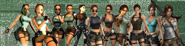 evolution-of-Lara-Croft