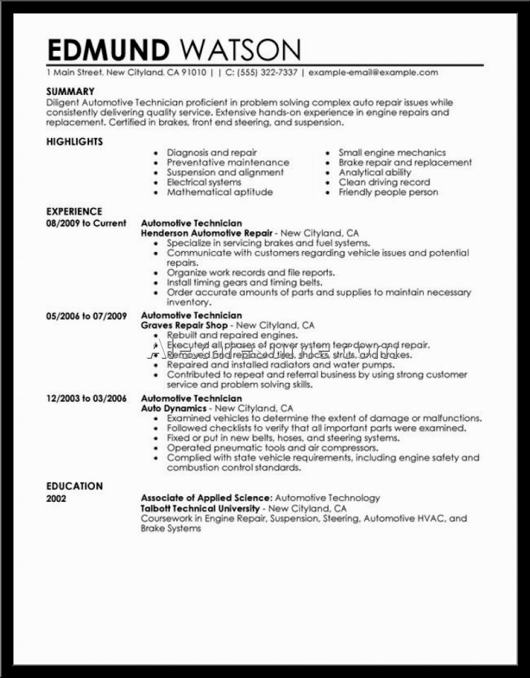 examples of a professional resume objective