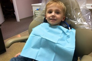 First Dentist Appointments