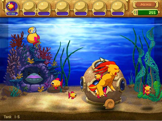 Insaniquarium Game, Insaniquarium Deluxe, Insane Aquarium Game