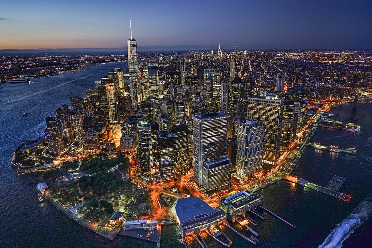 Bilder Von New York New York City Skyline Tom Grill