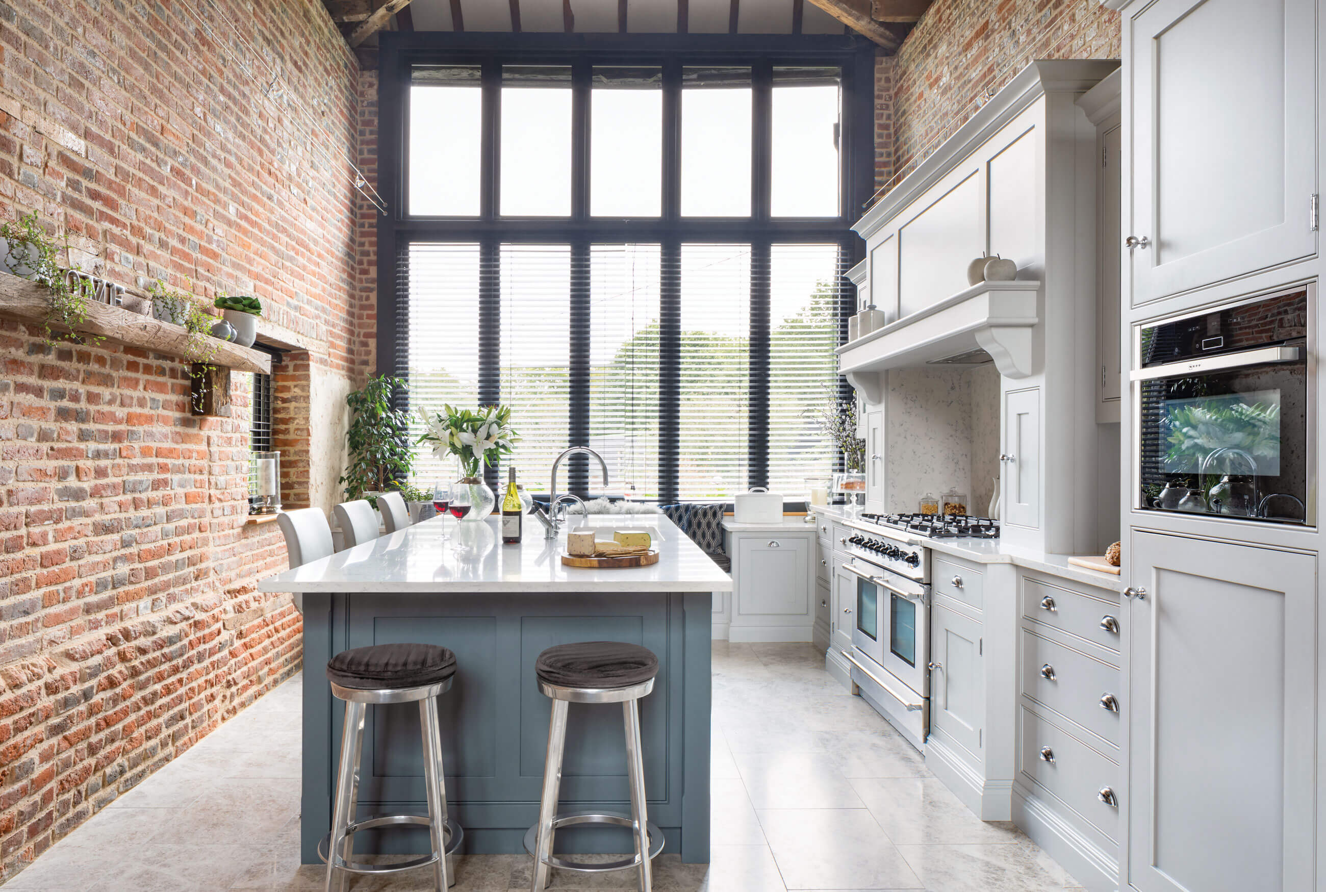 Open Plan Kitchen Design Tom Howley