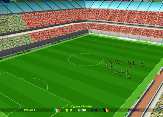 Test Dino Dini's Kick Off Revival sur PS4