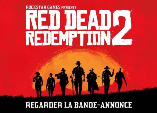 Red Dead Redemption 2 prend vie !