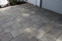 Concrete Patio Overlay with Pavers  Elizabethtown, PA ...