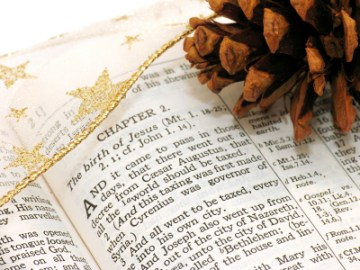 The Christmas Story in Bible