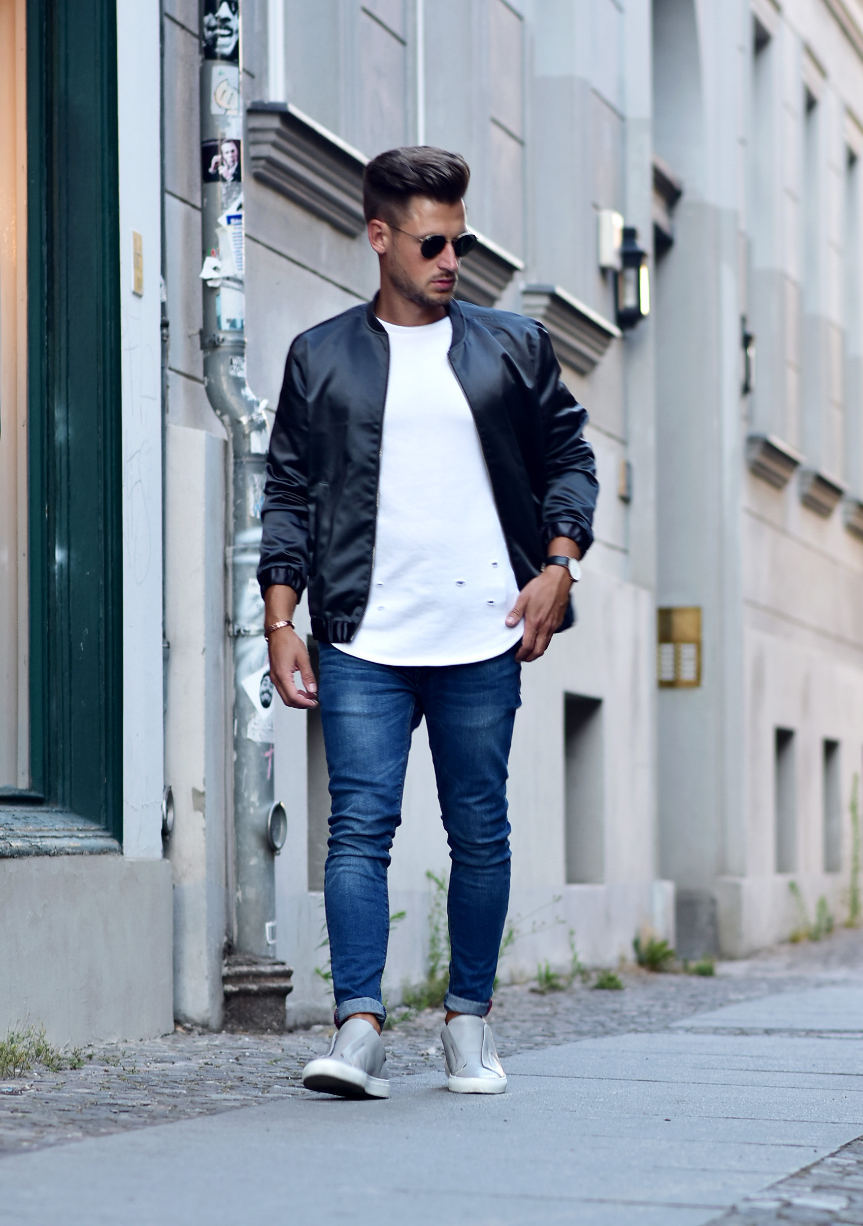 Männer Sommer Outfit Outfit Looks Der Fashionweek Berlin Sommer 2016