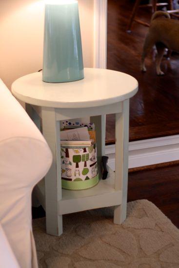 Living Room Side Tables « Tommy \ Ellie - side tables for living rooms