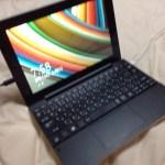 エイサーの2 in 1パソコン「Acer Aspire Switch 10E」が起動しなくなったときに試してみること
