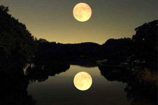 今夜、月が出ましたら……