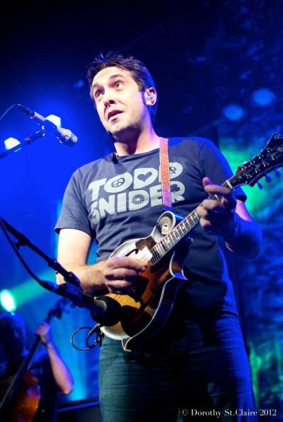 The Barn Interview: Jeff Austin, Solo Artist - Tomorrow's Verse