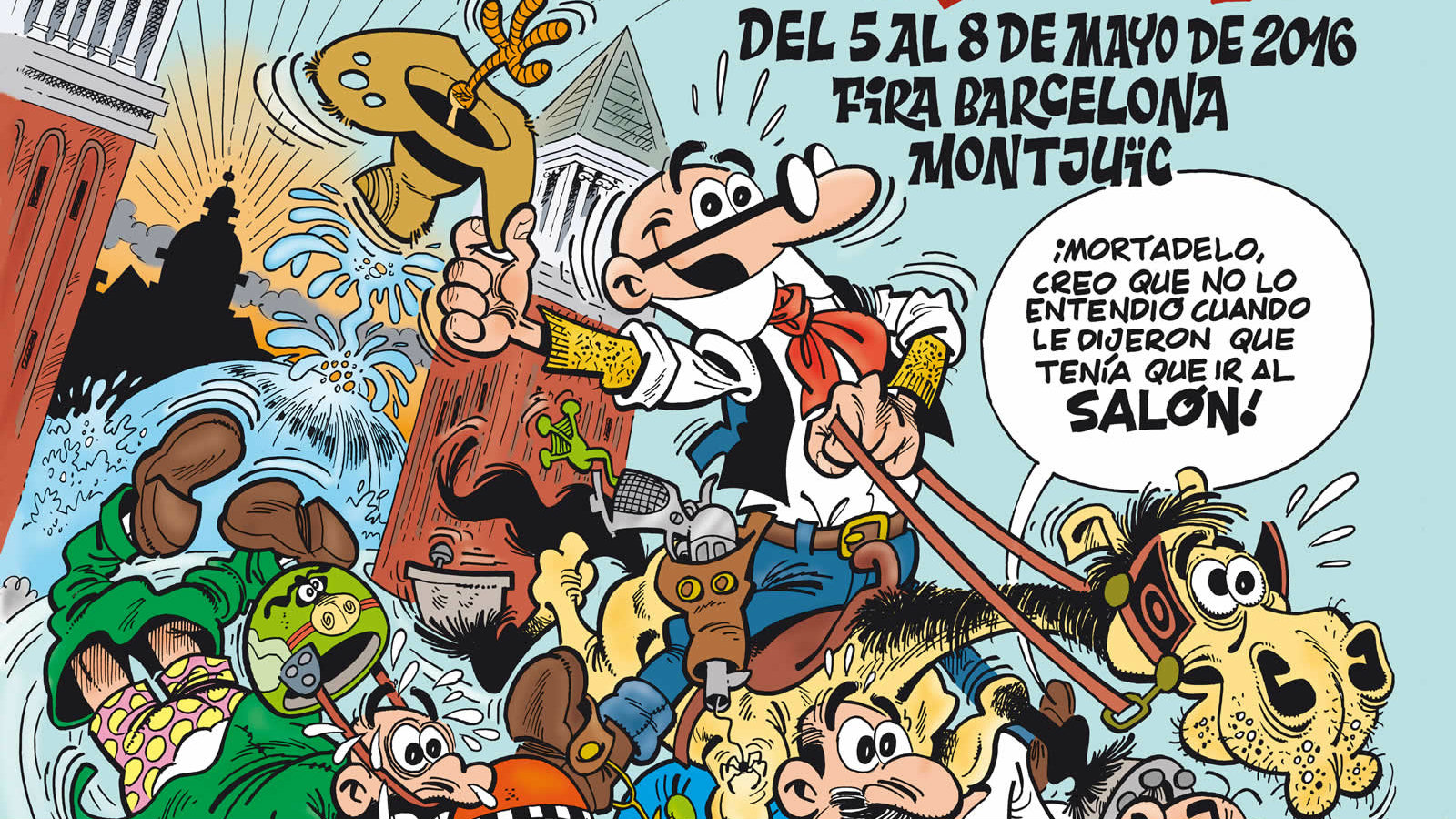 Salon Del Comic Noticia Nominados A Los Premios 34º Salón Internacional