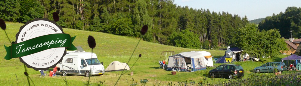Kleine Camping Zwembad Tsjechie Camping | Tomscamping