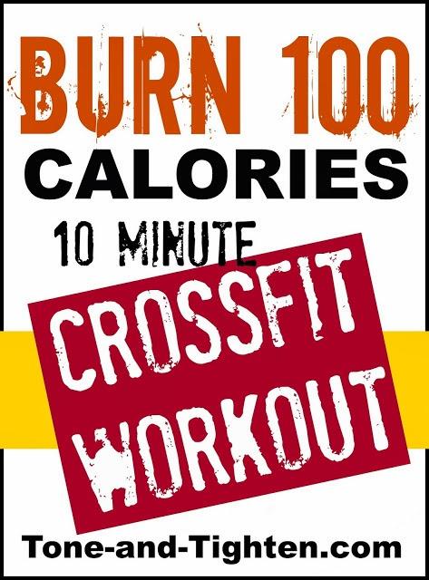 Weekly Workout Plan u2013 10-Minute Workouts To Burn 100 Calories - weekly workout plan