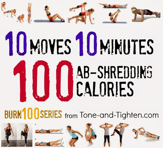 Free Travel Workout Plan Tone and Tighten - weekly exercise plans
