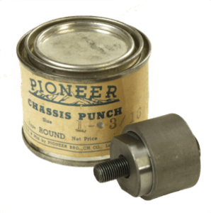 Chassis Punch in Oil