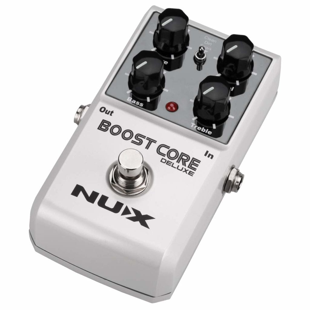 Barber Direct Drive Compact Vs Gain Changer Nux Boost Core Deluxe