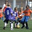 サッカー少年 スクール 試合