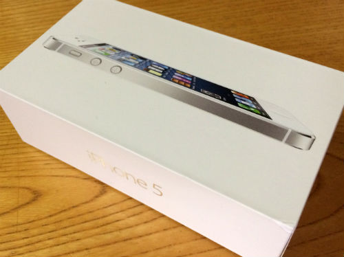 iphone5-外箱