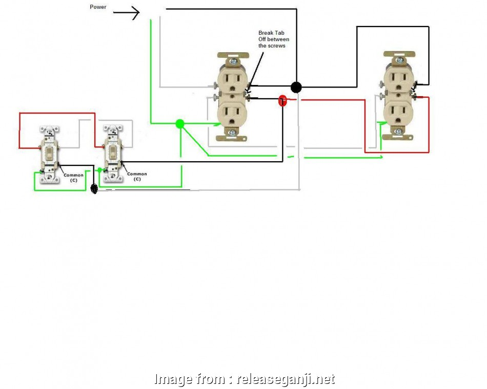 13 Perfect 3, Switch Wiring Outlet Collections - Tone Tastic