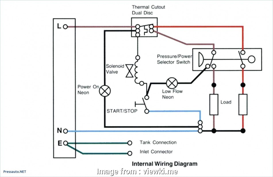 Electric Water Heater Wiring Brilliant Upper Thermostat Electric