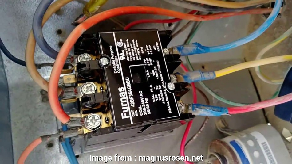 Electrical Wiring Colors Thailand Perfect 240 Volt Contactor Wiring