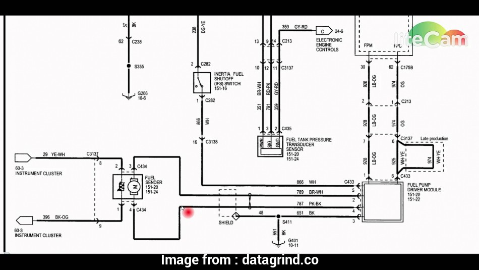 Ford F650 Starter Wiring Diagram New Ford F250 Fuel Pump Wiring