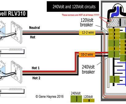 12 Creative 240V Thermostat Wiring Diagram Pictures - Tone Tastic
