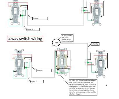 8 Creative 3, Switch Wiring Diagram 4 Wires Solutions - Tone Tastic