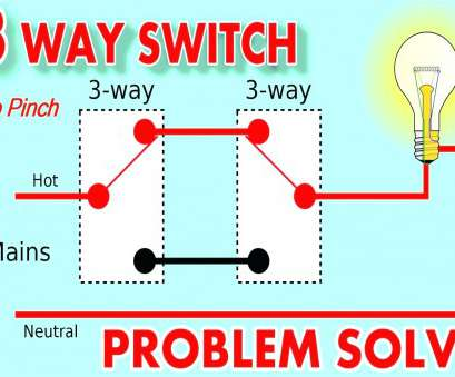 3, Switch Wiring Single Pole Perfect Single Pole Dimmer Switch