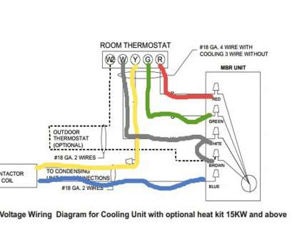 12 Best Wiring Diagram, Honeywell Wireless Thermostat Collections