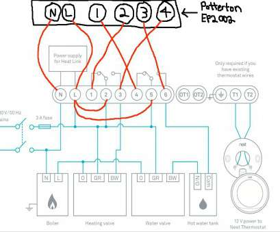 Aprilaire, Nest Wiring Diagram New Aprilaire, Humidifier With Nest