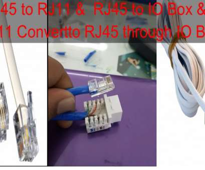 9 Brilliant Connect Rj11 To Rj45 Wiring Diagram Collections - Tone
