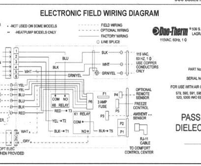 12 Nice Dometic Analog Thermostat Wiring Diagram Solutions - Tone Tastic