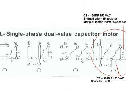 Electrical Motor Wiring Diagram Perfect Ac Motor Wiring Diagram