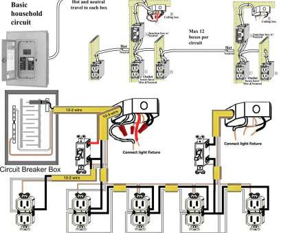 Electrical Panel Wiring Techniques Cleaver Wiring Diagram Basic
