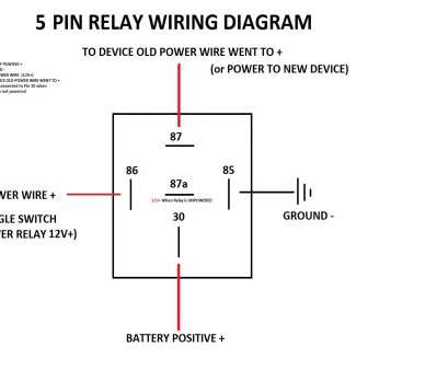 Electrical Relay Wiring Diagram Top Motorcycle Power Relay
