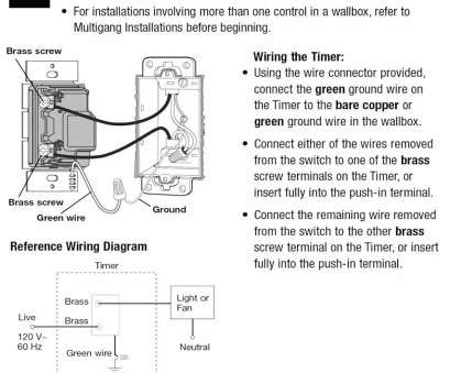 16 Best Electrical Wiring Diagram Dimmer Switch Photos - Tone Tastic
