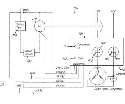 Electrical Wiring Diagram Of, Compressor Most Air Compressor Wiring