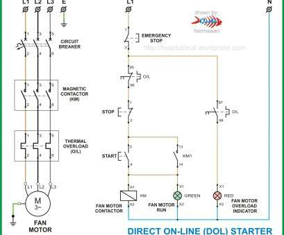 18 Practical Forward Reverse Starter Wiring Diagram Pictures - Tone