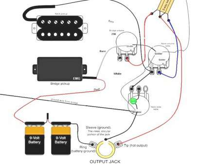 Guitar Three, Switch Wiring Brilliant Three, Switch With Wiring From