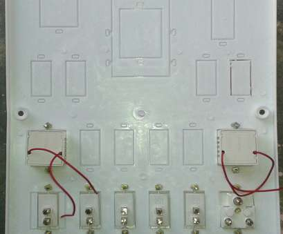 8 Professional Home Electrical Board Wiring Photos - Tone Tastic
