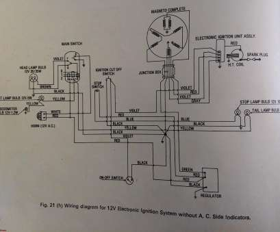 10 Simple Honda Shine Electrical Wiring Diagram Collections - Tone
