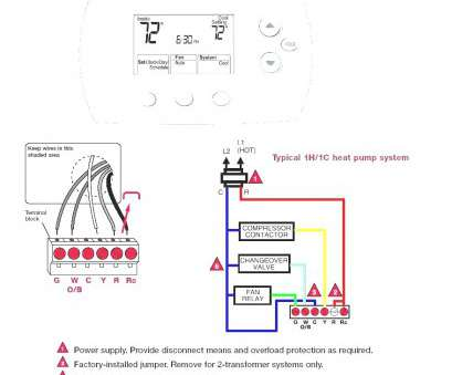 15 Fantastic Honeywell Thermostat Wiring Diagram 4 Wire Pictures
