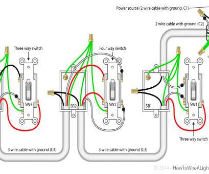 How To Wire A Cooper Three, Switch Brilliant Cooper 4, Switch Wiring