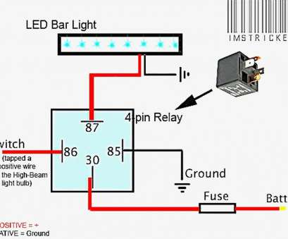 How To Wire A Emergency Light Bar Cleaver Light, Wire Diagram