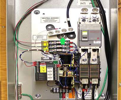 How To Wire A Home Generator Transfer Switch Most Wiring Diagram