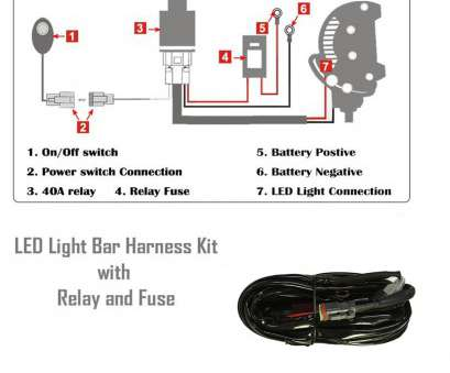 How To Led Work Light Wire Diagram Three Online Wiring Diagram
