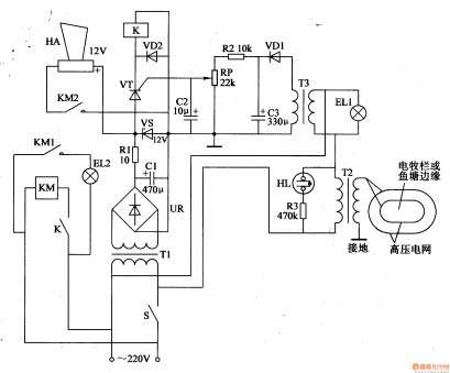 How To Wire An Electric Fence Diagram Most How To Wire An Electric